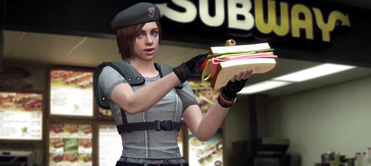 I'll Take One Jill Sandwich Please