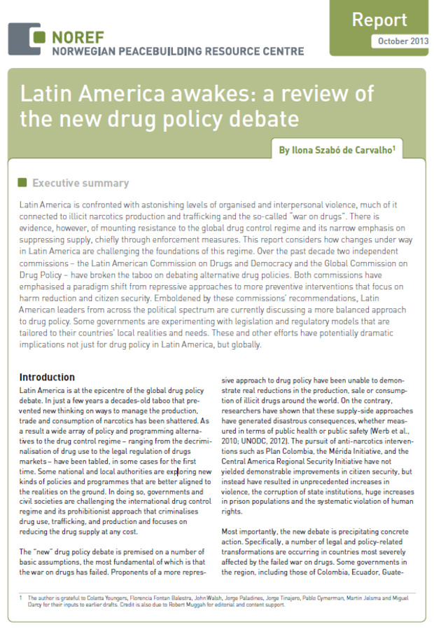 the approach of the drug policy research Substance abuse treatment, prevention, and policy 2017  manifested in harm reduction as an approach to drug  substance abuse treatment, prevention, and.