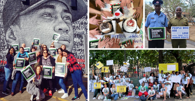Here's why drug policy activists in 205 cities took to the streets last month…