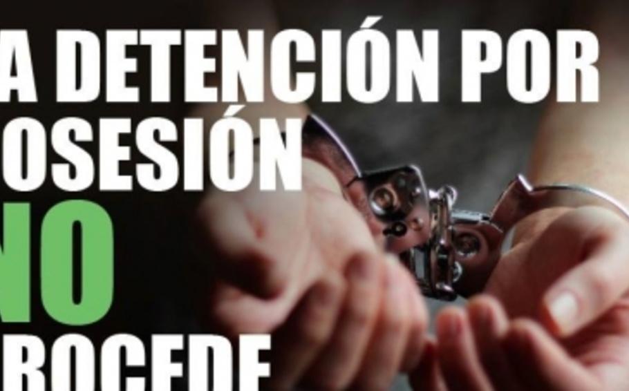 Policía del Perú, ¡La seguridad ciudadana no pasa por la detención de usuarios!