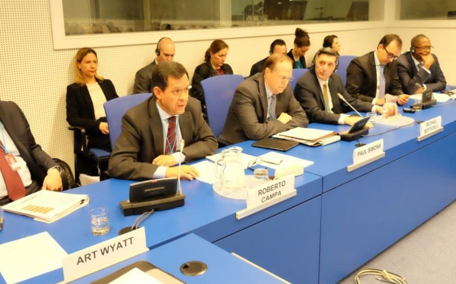 Estados Miembros de la OEA subrayan la importancia de las alternativas al encarcelamiento para delitos relacionados con las drogas en la CND