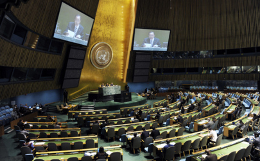 Why the high level General Assembly debate on the 2016 UNGASS on 7th May is important
