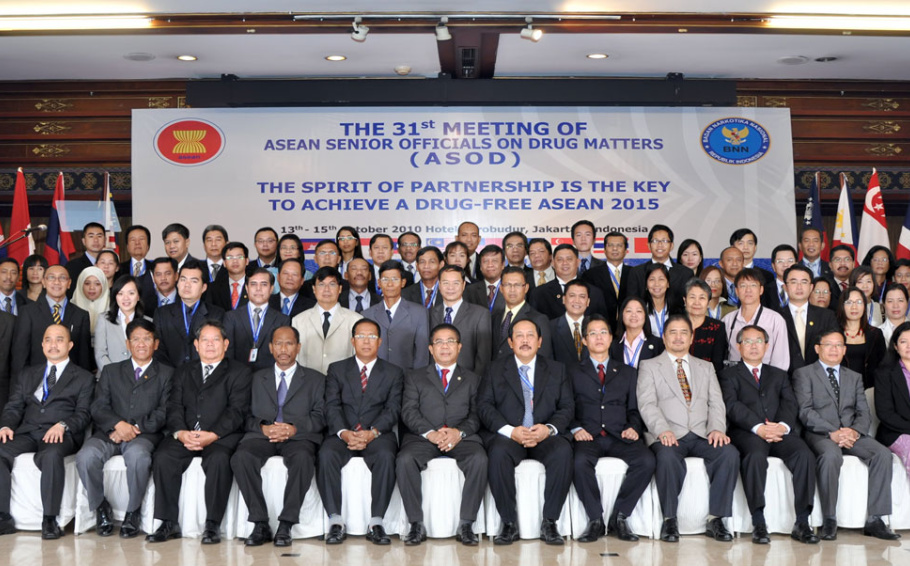 The post-2015 drug strategy for ASEAN: Towards a new paradigm in drug policy?