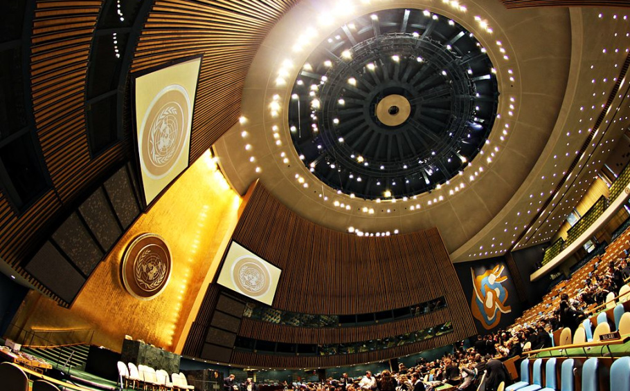 Negotiating the UNGASS outcome document: Challenges and the way forward