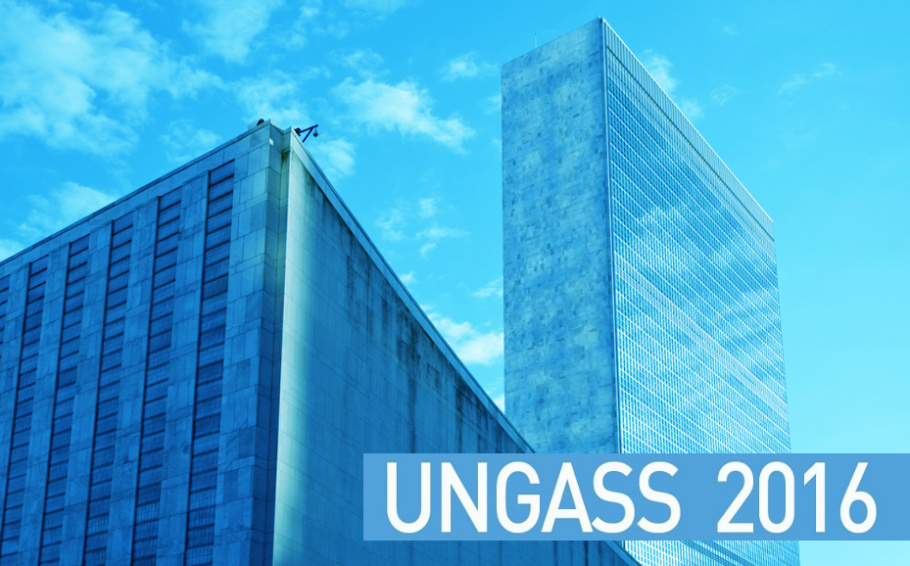 Check out our UNGASS 2016 page: Debates, outcomes & prospects