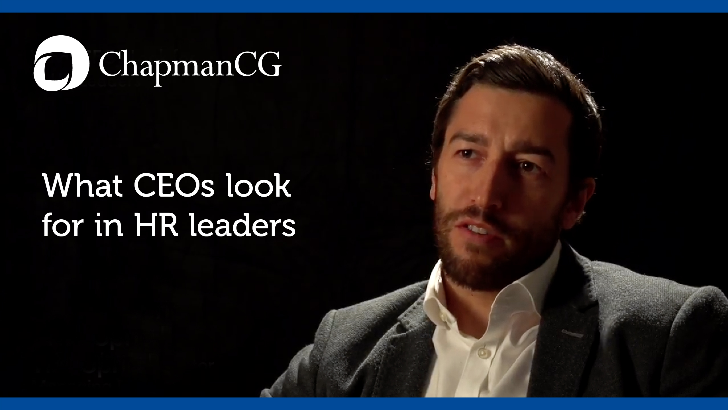 What CEO's Look for In HR Leaders?
