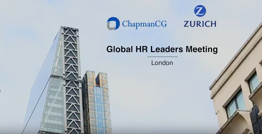 ChapmanCG London Global HR Leaders Meeting