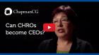 Can CHROs become CEOs?