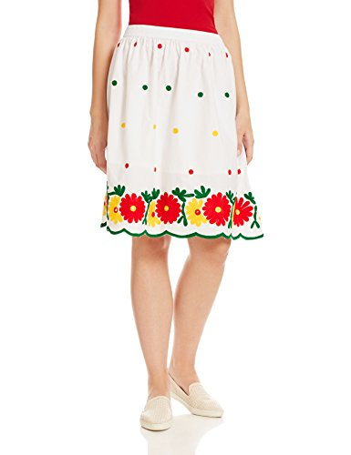 Famous by Payal Kapoor Aari embroidery Skirt Price in India