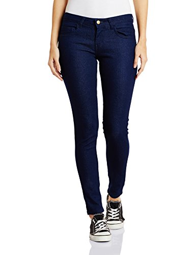 People Women's Slim Jeans Price in India