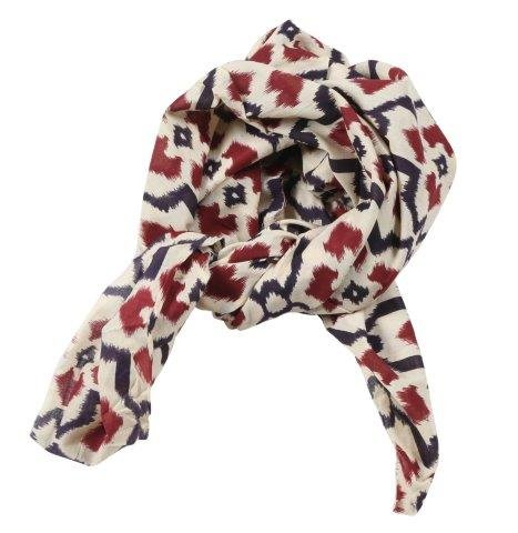 Floral Print Face Scarf with 100 % Cotton Price in India