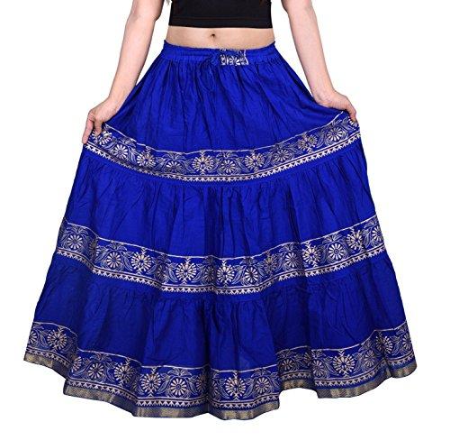 Decot Paradise Women's Cotton Skirt Price in India