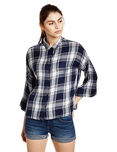 Symbol Women's Oversized Shirt Price in India
