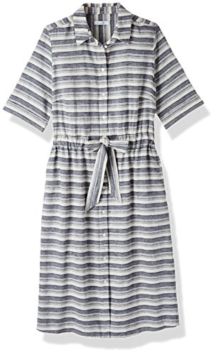 Marks & Spencer Women's Shirt Cotton Dress Price in India