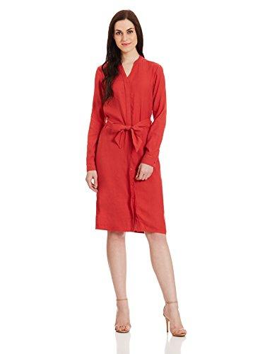 Marks & Spencer Women's Linen Shirt Dress Price in India