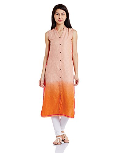 Libas Women's Straight Kurta Price in India