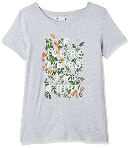 Symbol Women's Solid Round Neck Cotton T-Shirt Price in India