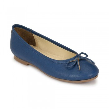 Boggy Confort Faux Leather Blue Bellies - 951Blue Price in India
