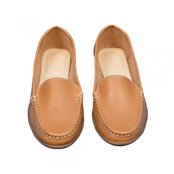 Fortuna Synthetic Beige Bellies - F13 Price in India