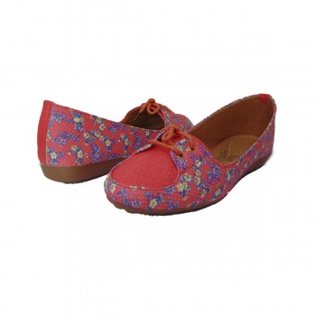 Footplanet Lycra Pink Bellies - F51 Price in India
