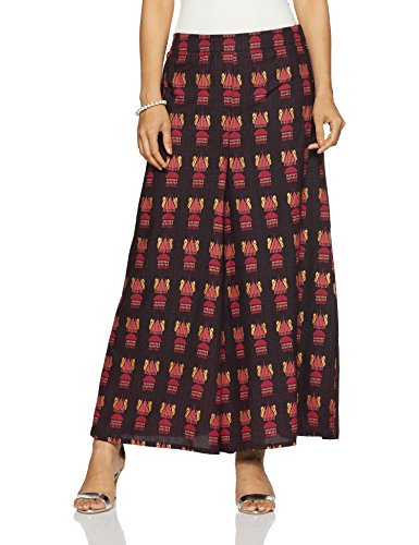 W for Women's Palazzo Bottom Price in India