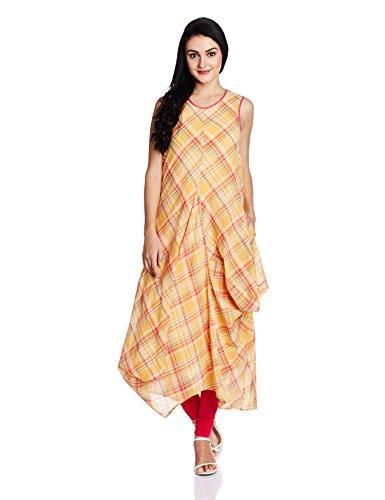BIBA Women's Anarkali Kurta Price in India