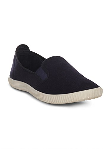 Scentra Men's Blue Moccasins - 9 UK/India Price in India