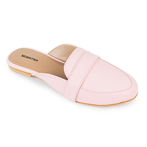 Scentra Baby Pink Toe Slipper Price in India