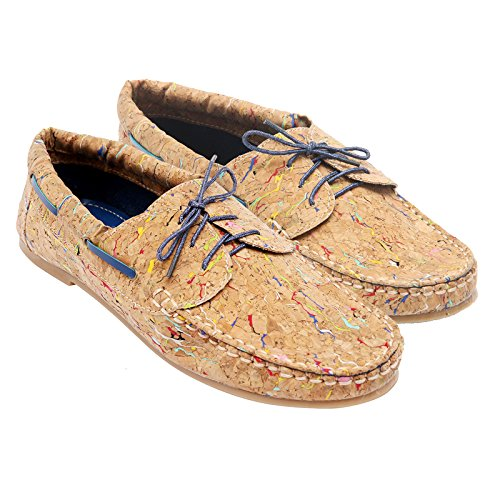 Gush Shoes & Accessories Women's Blue Loafers - 10 UK/India Price in India
