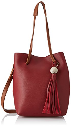 Alessia74 Women's Handbag with Pouch Price in India