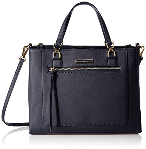 Tommy Hilfiger Naomi Shopper, Navy Price in India