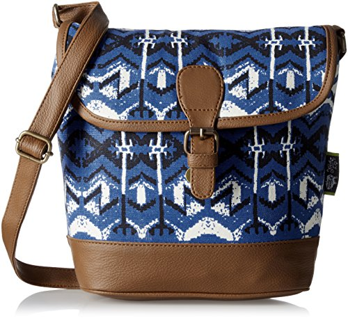 Kanvas Katha  Women Sling Bag Price in India