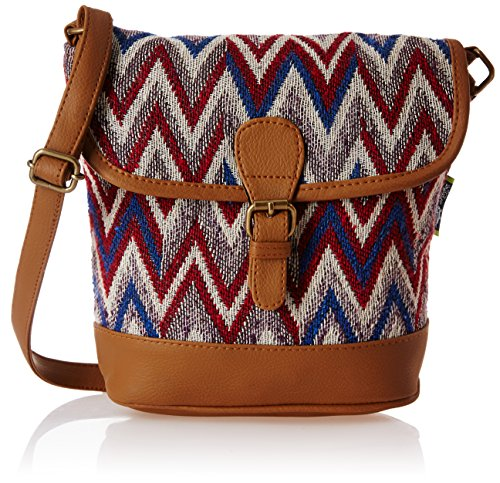 Kanvas Katha Women's Sling Bag Price in India