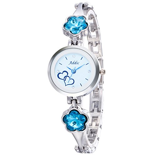 Addic Analogue White Dial Women's & Girls Watch Price in India
