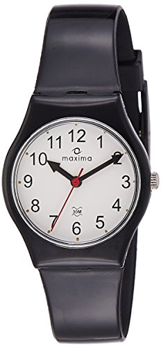 Maxima Fiber Analog White Dial Women's Watch - Price in India