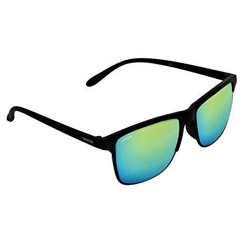 Creature Matt Finish Club master Wayfarer Uv Protected Sunglasses Price in India