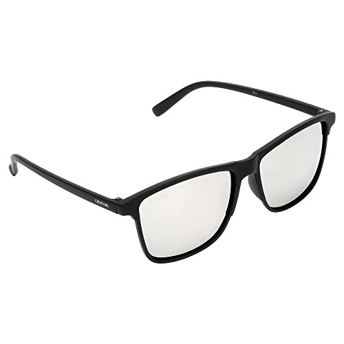 Creature Matt Finish Club master Wayfarer Uv Protected Sunglasses Price in India
