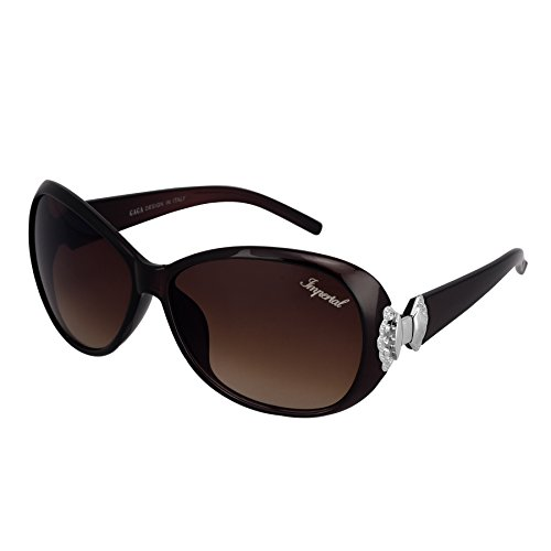 Imperial Club Oval Over-Sized Womens Sunglasses Price in India