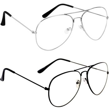 Sheomy Wayfarer Round Unisex Spectacle Frame Price in India