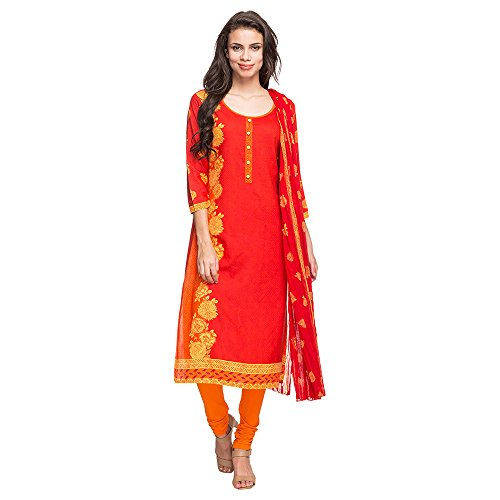 Stop by Shoppers Stop Womens Round Neck Printed Churidar Suit Price in India