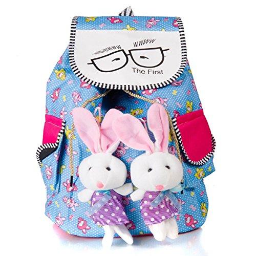 Gracetop Women's Backpack Handbag Price in India
