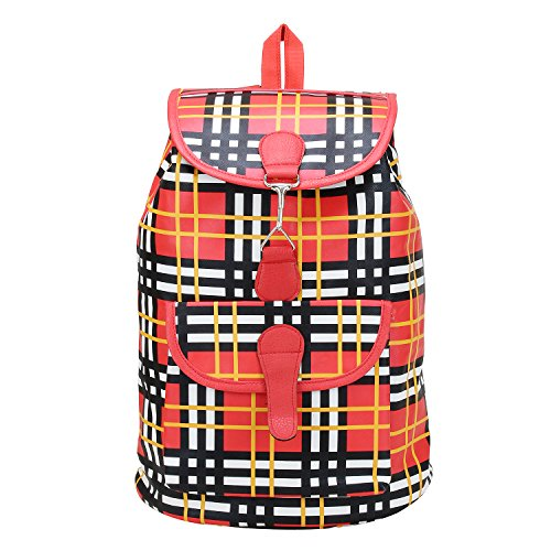 Aadhunik Libaas Stylish Printed Extra Classes, Tution, College & Travelling Backpacks for Girls Price in India