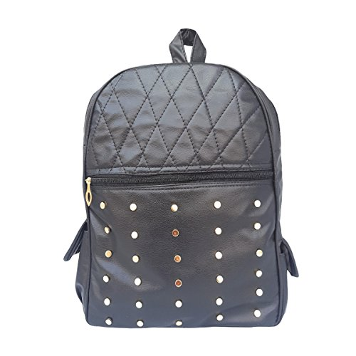DAMDAM Casual Fashion Leatherette Backpack Shoulder Bag Mini Backpack for Women & Girls Price in India