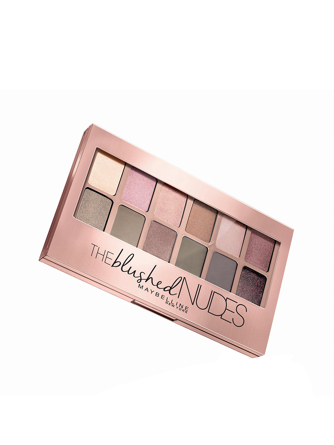 Maybelline The Blushed Nudes Palette 9 g Price in India
