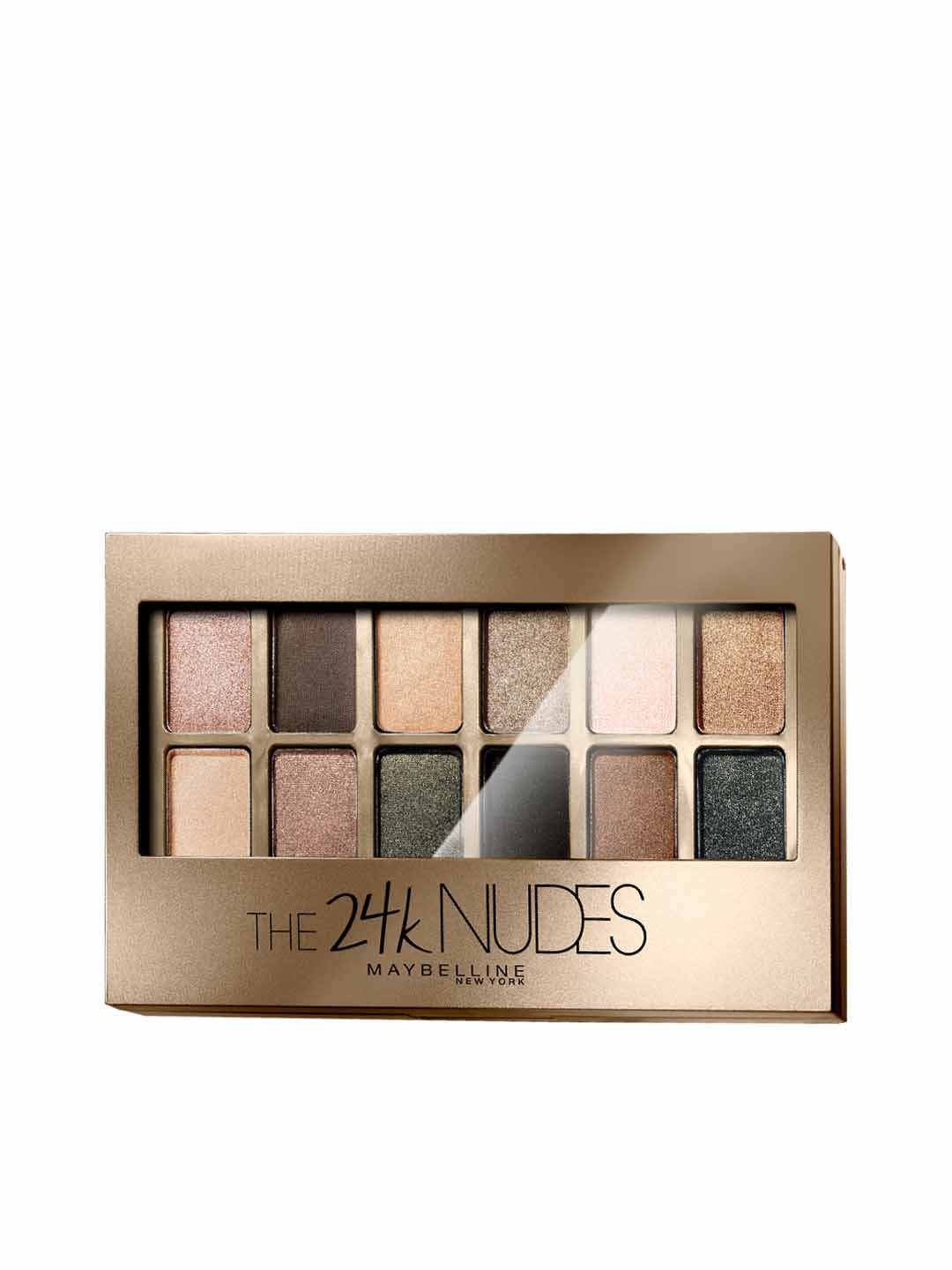 Maybelline The 24k Gold Nudes Palette 9 g Price in India