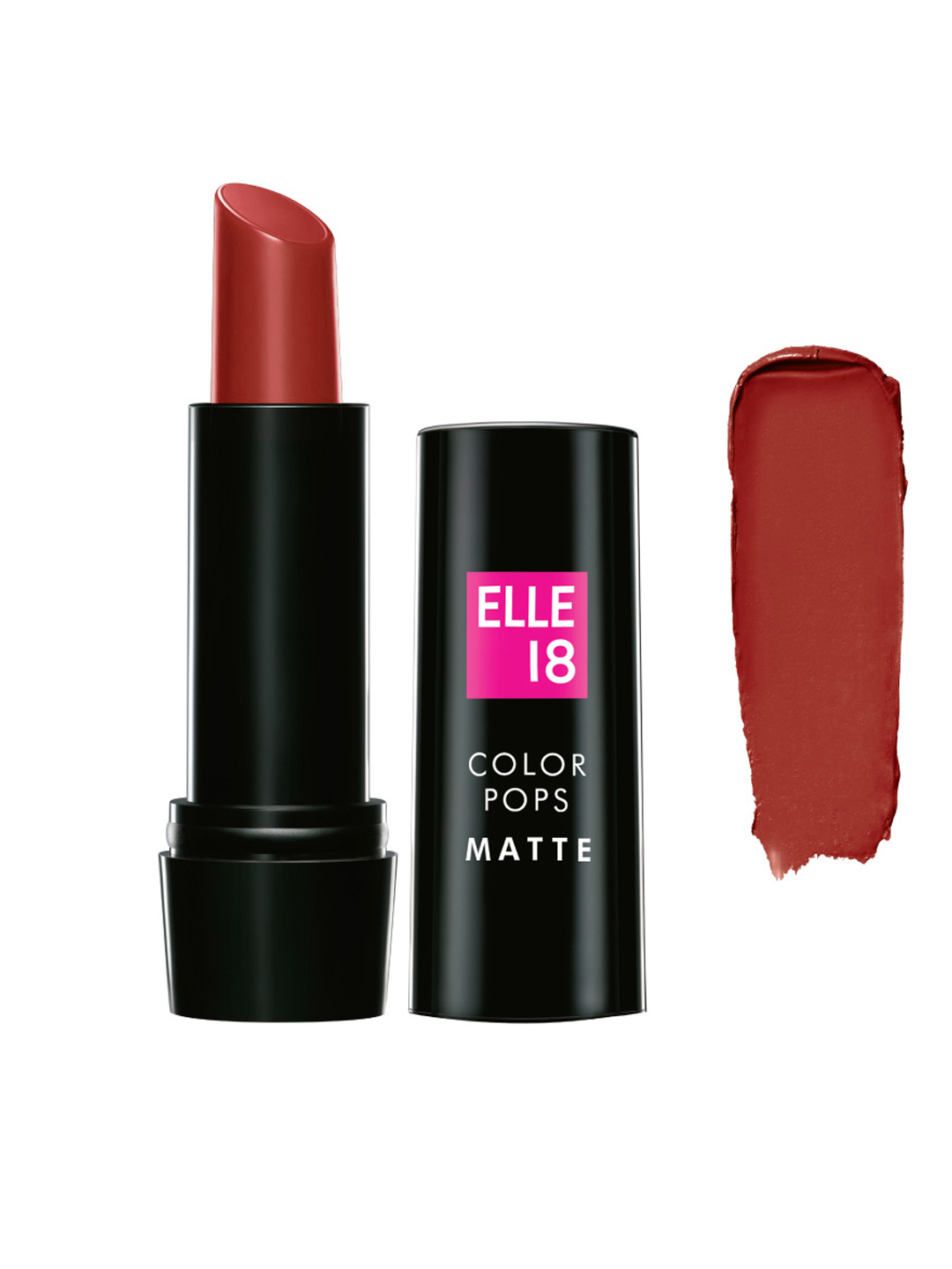 ELLE 18 Color Pop Red Spin Matte Lip Color R36 Price in India