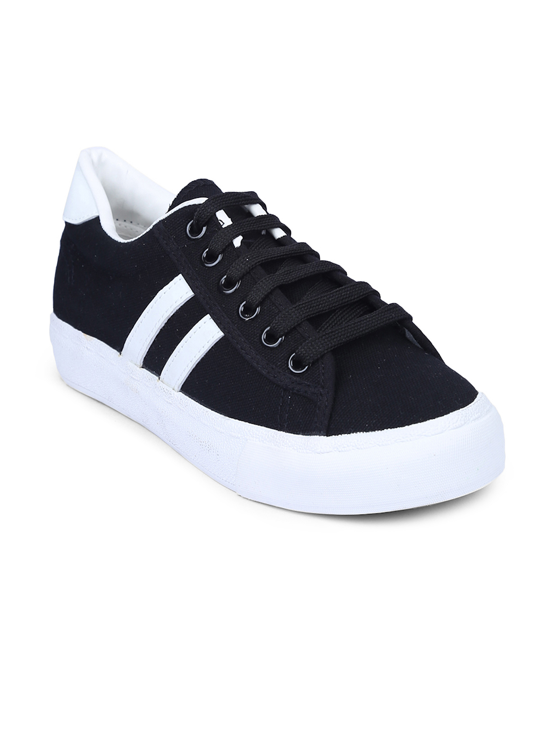 Lovely Chick Women Black Sneakers Price in India