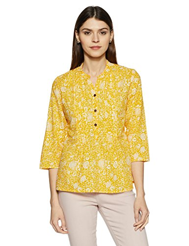 Amazon Brand- Myx Women's Straight Cotton Kurta Price in India