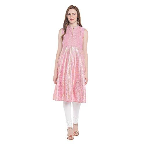 Rangmanch by Pantaloons Women's Straight Fit Kurta Price in India