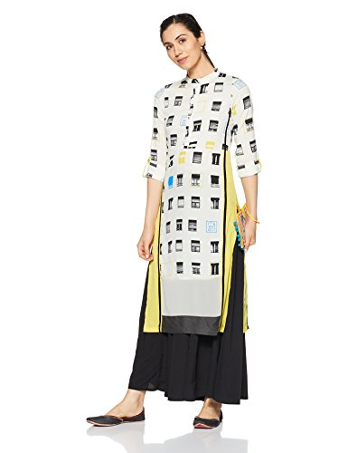 W for Woman Straight Kurta Price in India